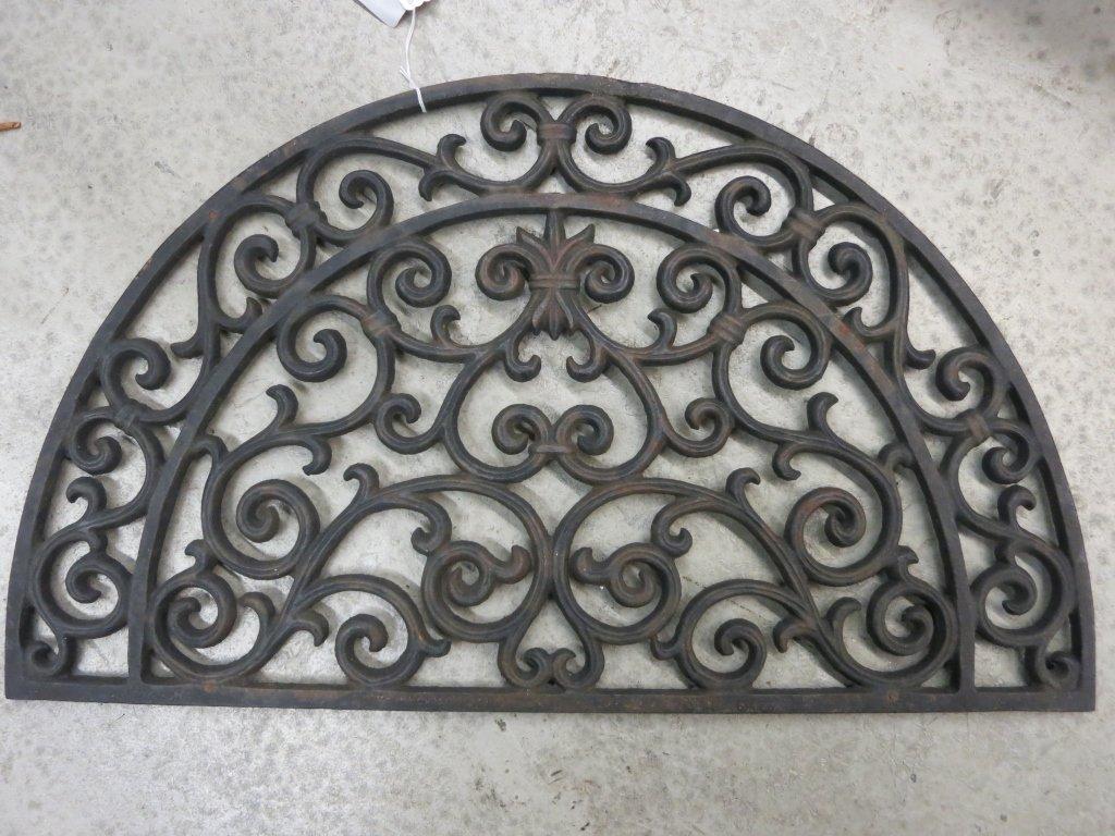 Iron Door Mat