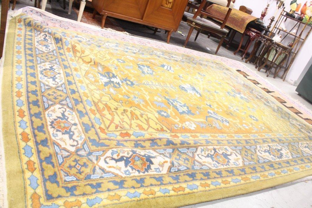 Decorative Wool Rug