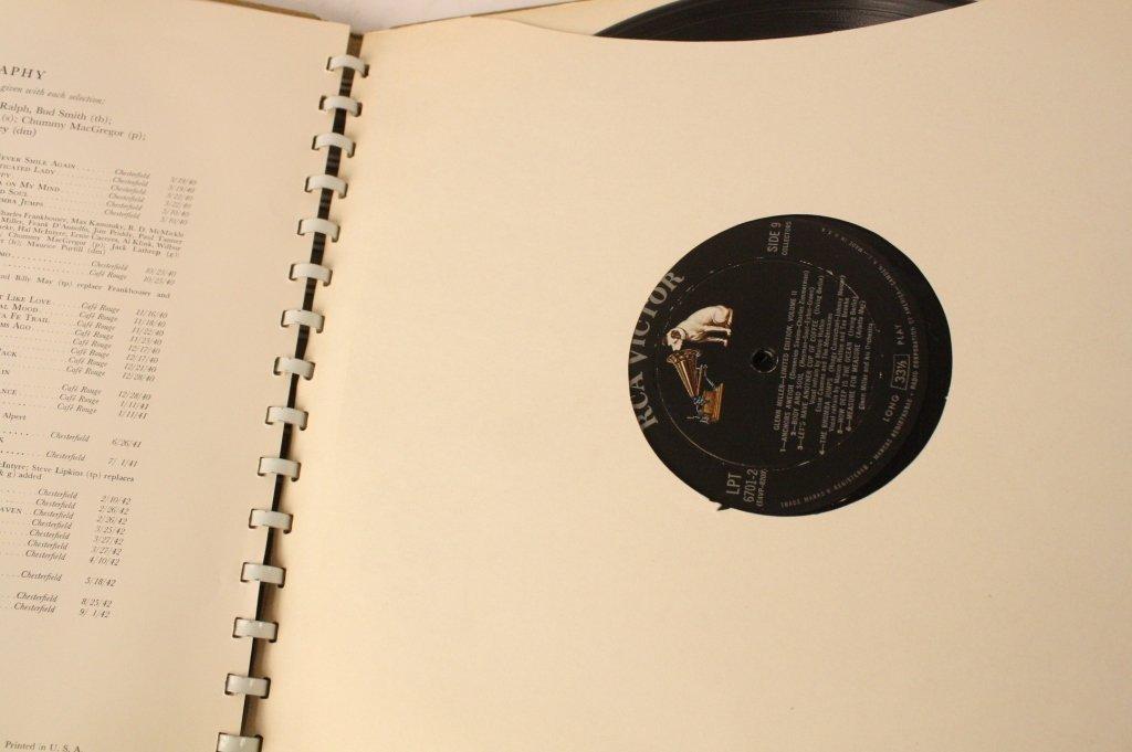 GLENN MILLER & Orchestra VOL1 & 2 Collection - 3
