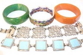 9 Vintage Jewelry Bracelets