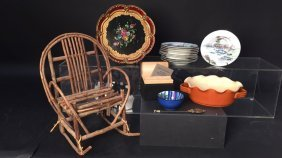 Mixed Bag Of Vintage Items