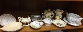 Group Lot Of Decorative Porcelain