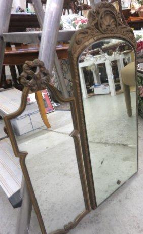 Two Vintage Mirrors