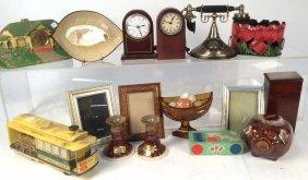 Vintage Desk Office Decor Lot