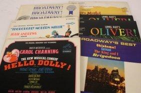 Seven Original Broadway Cast And Soundtrack Albums
