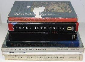 China Theme Group Lot Of 9 Books