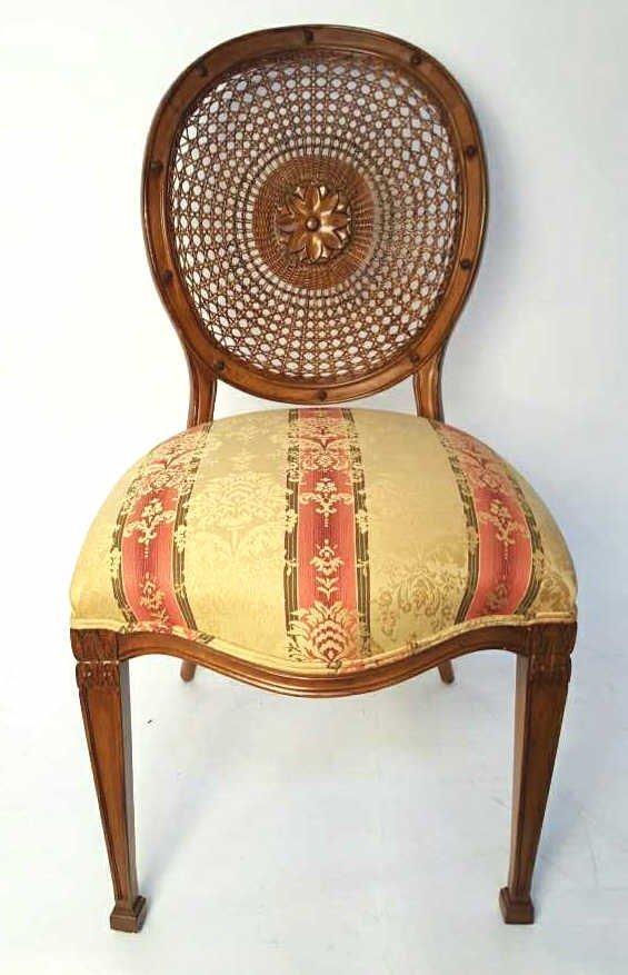 R&J Adam Style Accent Chair