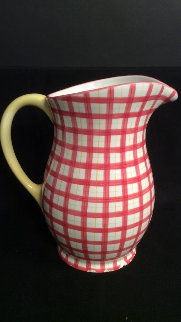 3 Contemporary Glazed Pottery Decorative - 5