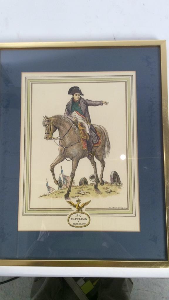 French Military Napoleon Print