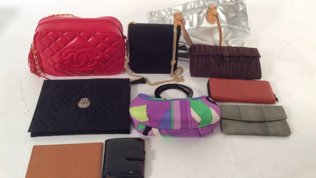 Group Vintage Purses Wallets and New