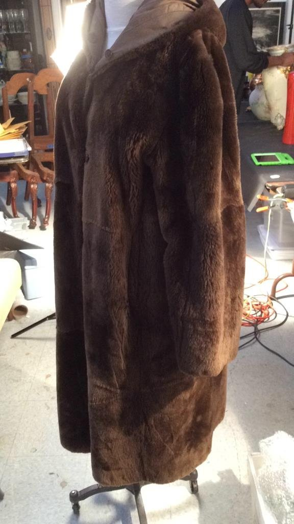 Vintage Nutria Fur Coat - 6