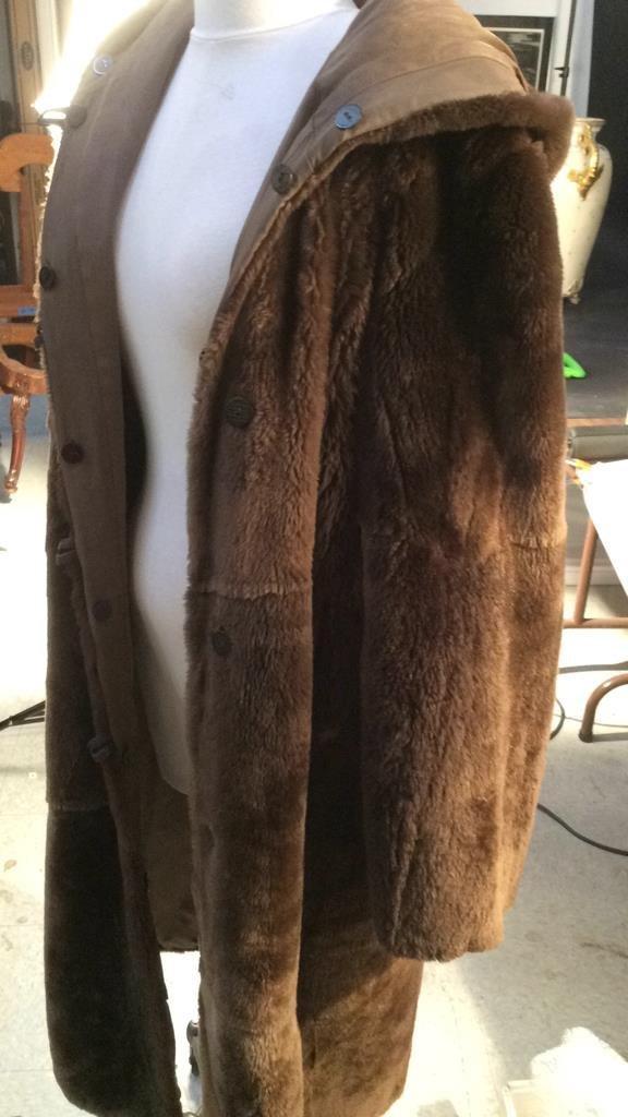 Vintage Nutria Fur Coat - 7