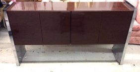 Thayer Coggin Milo Baughman Credenza Buffet Table This