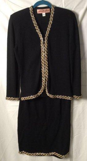 Vintage Jennifer Roberts Skirt Suit Vintage Jennifer