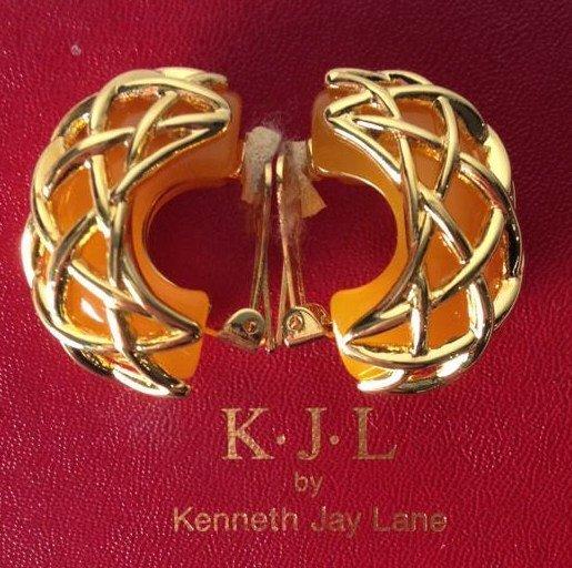 KJL By Kenneth Jay Lane Earrings - 2