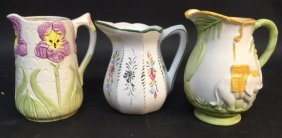 Majolica Portugal & Italian Pitchers Majolica Portugal