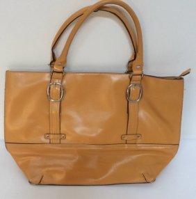 Emilie M Orange Bag Emilie M Orange Bag, Ware Visible,