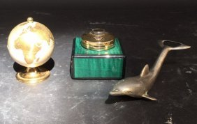 Group Lot Of Lighters And Bottle Openers Dolphin Bottle