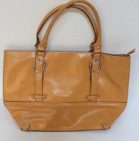 Emilie M Orange Bag