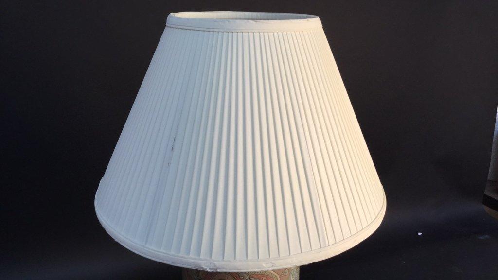 Decorative Ceramic Lamp - 4