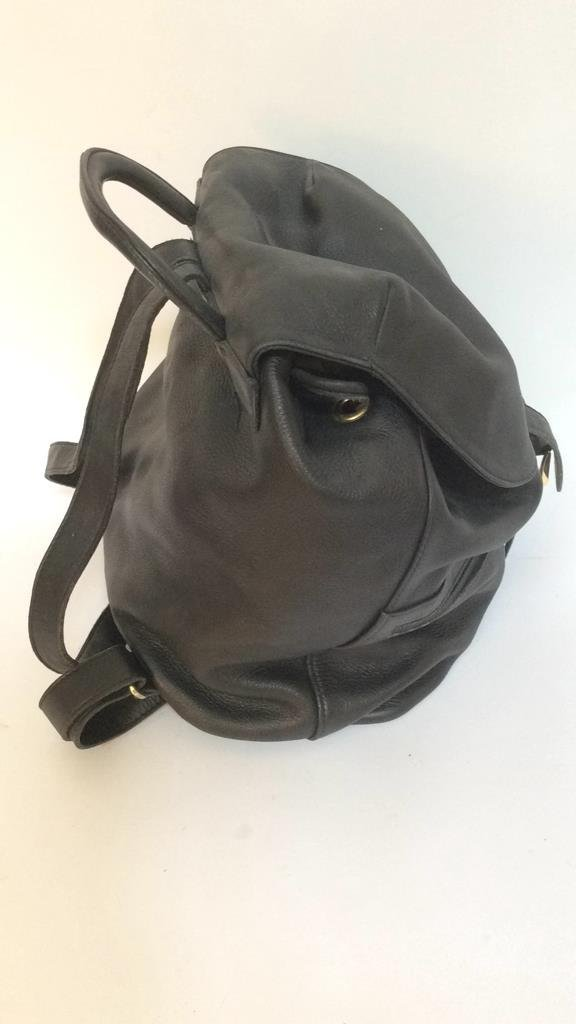 Stefano Serapian Milano Leather Backpack - 4