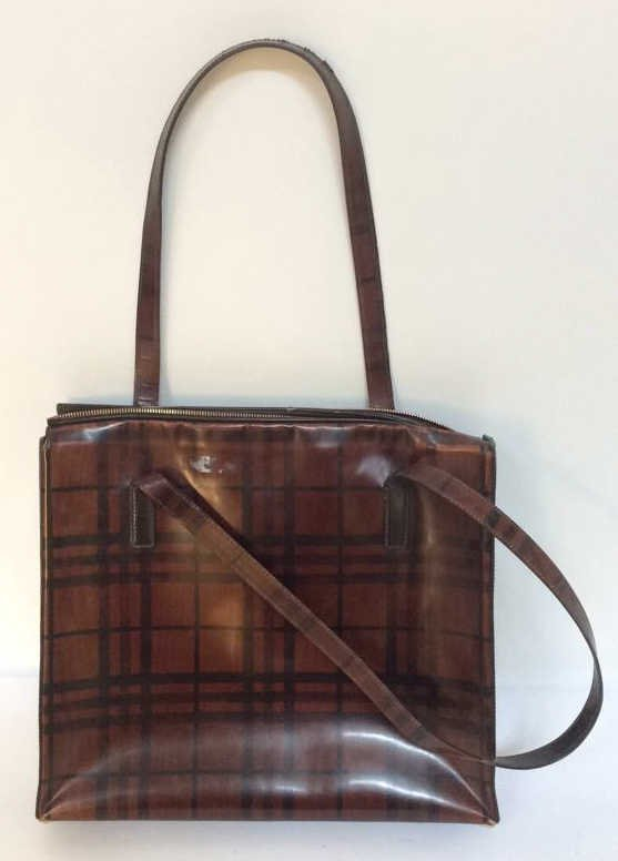 Vintage Style Burberry Bag