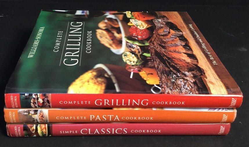 William-Sonoma Classics Past & Grilling