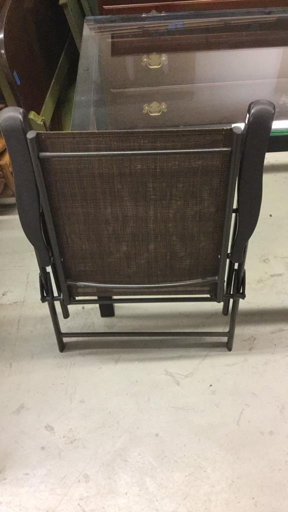 Single Lawn Chair - 5