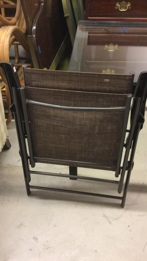 Single Lawn Chair - 6