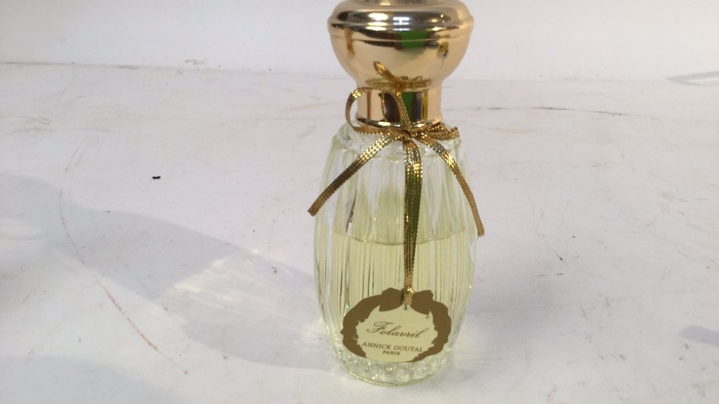 3 vintage Annick Goutal perfume bottles from paris - 4