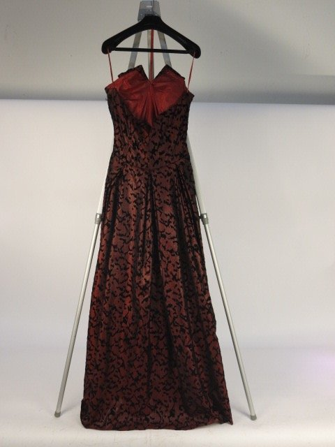 MIGNON ANNE MARIE GABALIS NEW YORK Couture Gown - 6