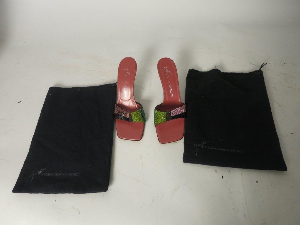 GIUSEPPE ZANOTTI Design Bedded Sandals