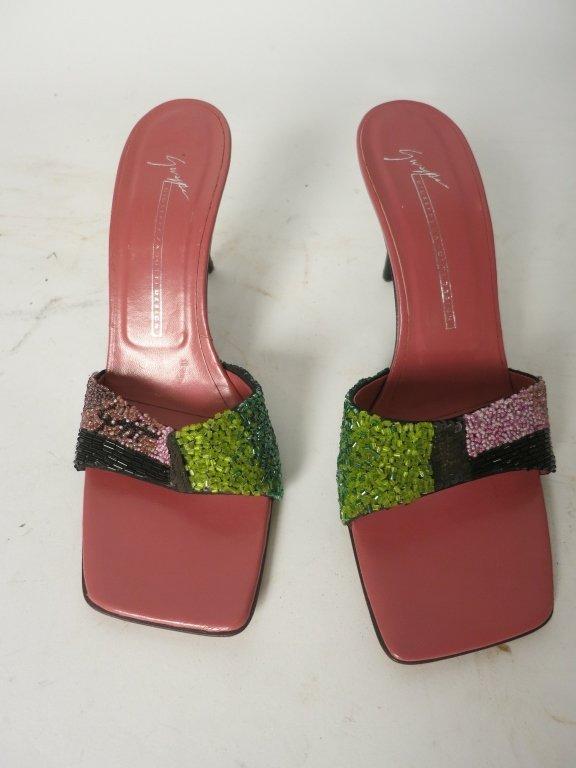 GIUSEPPE ZANOTTI Design Bedded Sandals - 2