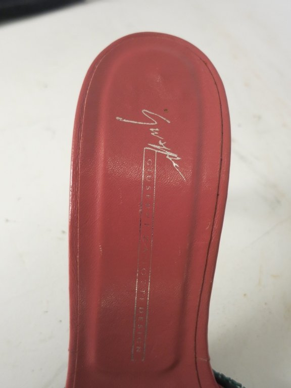 GIUSEPPE ZANOTTI Design Bedded Sandals - 4