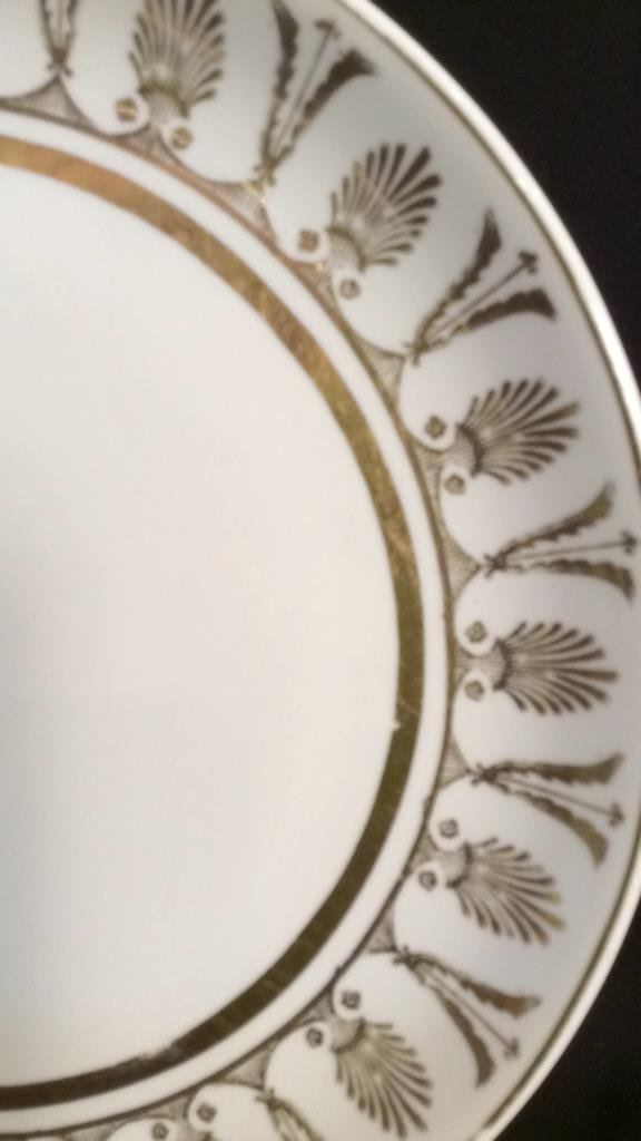 ARNARI 5TH Ave Hand Painted Porcelain - 4