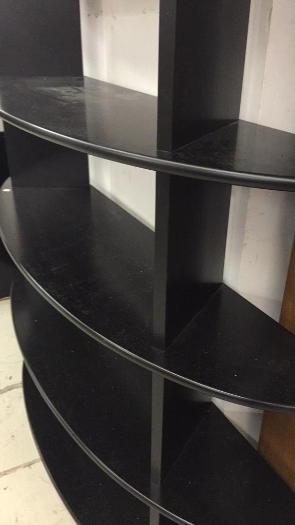Black Lacquer Mid Century Modern Bedroom Set - 9