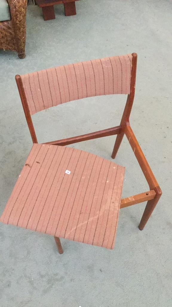 Pair Of Mid Century Modern Chairs - 4