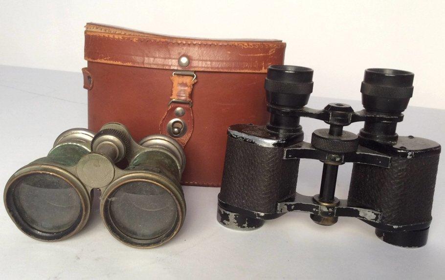 Pair of Antique Binoculars