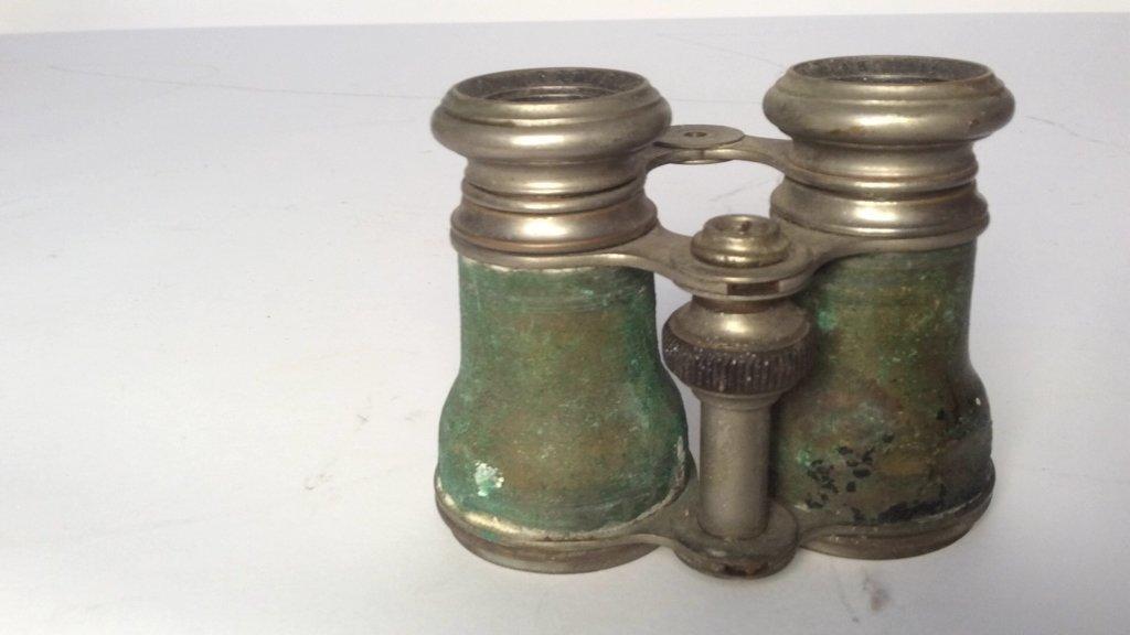 Pair of Antique Binoculars - 2