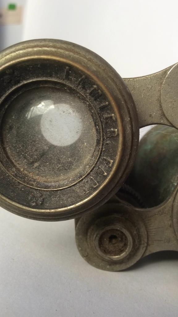 Pair of Antique Binoculars - 3