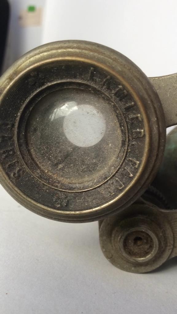 Pair of Antique Binoculars - 4