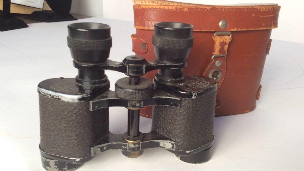 Pair of Antique Binoculars - 5