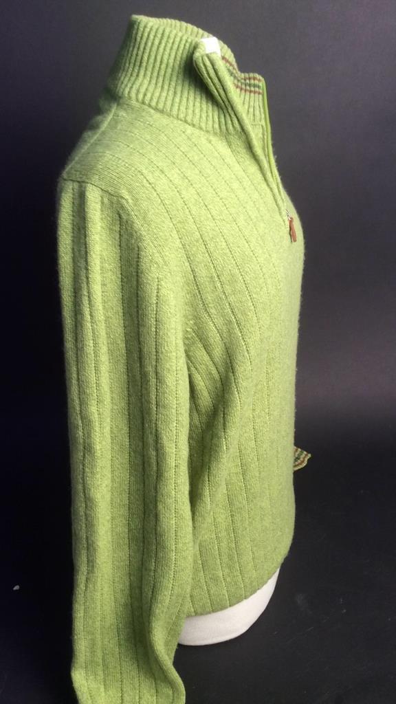 Franck Namani premium cashmere men's sweater - 3