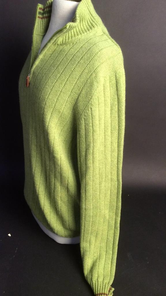 Franck Namani premium cashmere men's sweater - 5