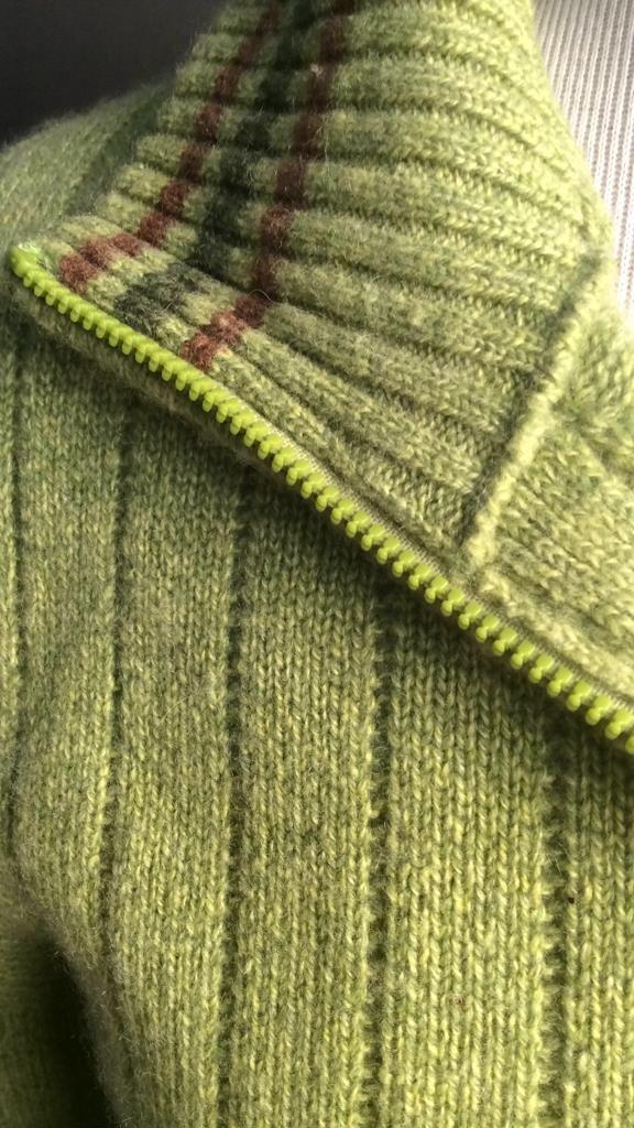 Franck Namani premium cashmere men's sweater - 6