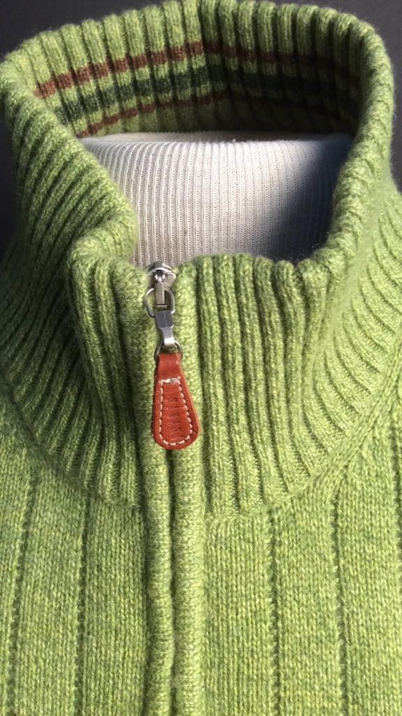 Franck Namani premium cashmere men's sweater - 7