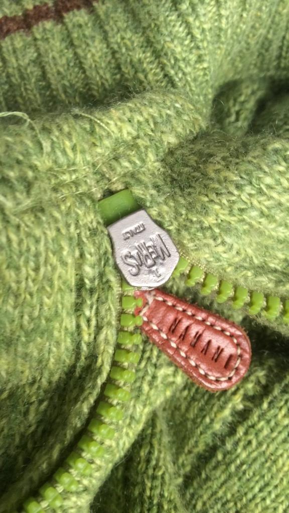 Franck Namani premium cashmere men's sweater - 9