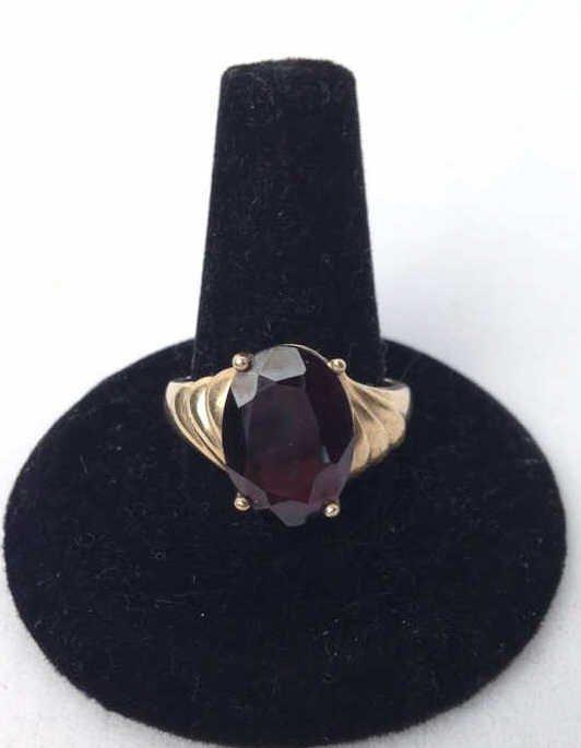 14K Gold Vintage Ring