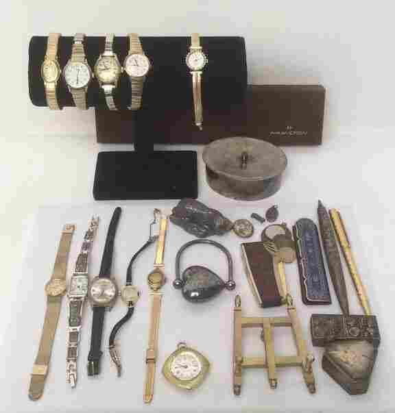 Vintage & Antique Jewelry 20+ Item Lot