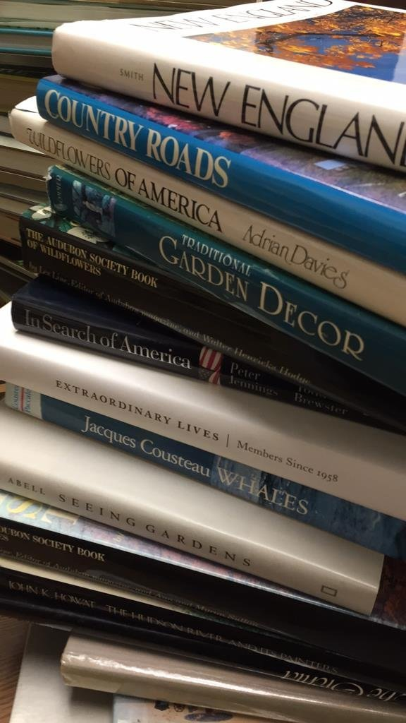 Group Lot Coffee Table Books - 2